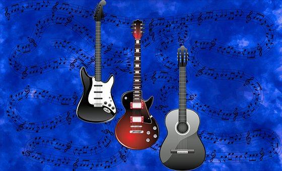 Music, Guitar, Instruments, Guitarist, Musical, Song