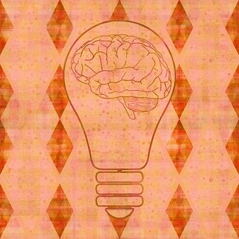 Brain, Mind, Psychology, Knowledge, Light Bulb