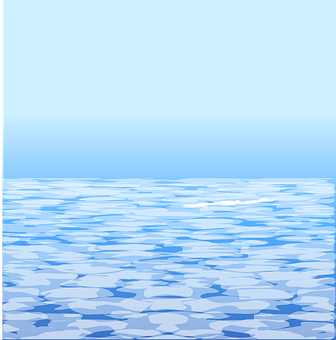 Sky, Clouds, High, Above, Water, Ocean, Blue, Splash