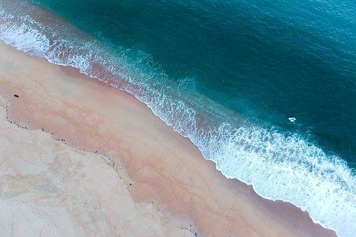Sea, Beach, Water, Ocean, Sand, Coast
