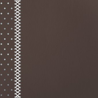 Pattern, Silver, Black, White, Dots, Background