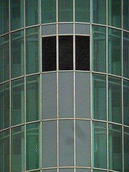 Facade, Architecture, Building, Window, Skyscraper