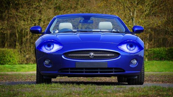 Sports Car, Eyes, Face, Vehicle, Transportation, Auto