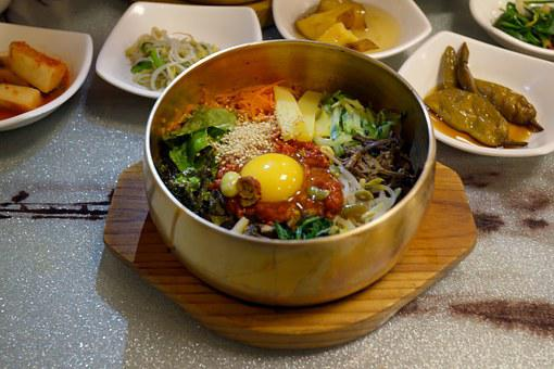 Bibimbap, Jeonju, Brassware, Republic Of Korea