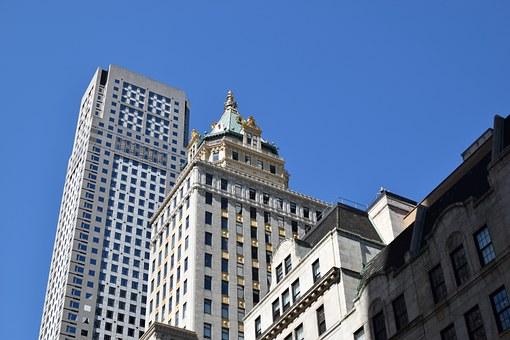 Crown Bulding, Architecture, New York, Buldin