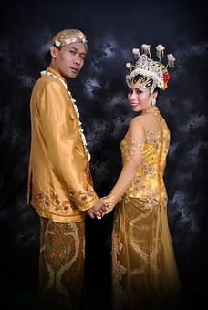 Couple, Wedding, Traditional, Love, Married, Bride