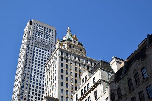 Crown Bulding, Architecture, New York, Buldin