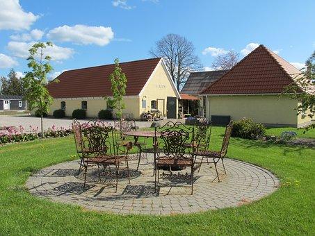 Birkende Farm Shop, Birkende, Fyn, Denmark