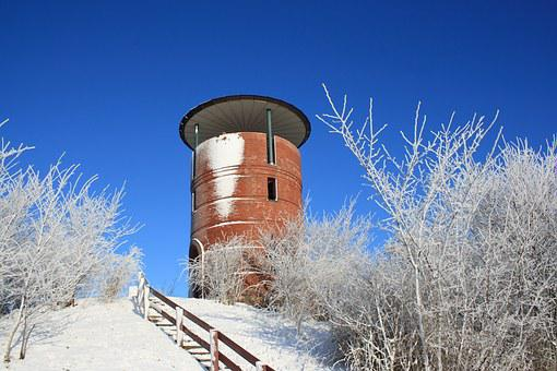 Fyn, Munkebo, Munkebo Tray, Winter, Denmark
