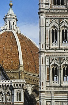 Florence, Italy, Cathedral, Santa Maria Del Fiore