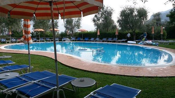 Swimming Pool, Summer, Holiday, Swim, Paddling, Pool