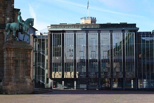 Bremen, Marketplace, Domshof, House Of Citizenship