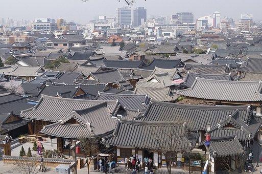 Hanok Village, Jeonju, Jeonju Hanok Village