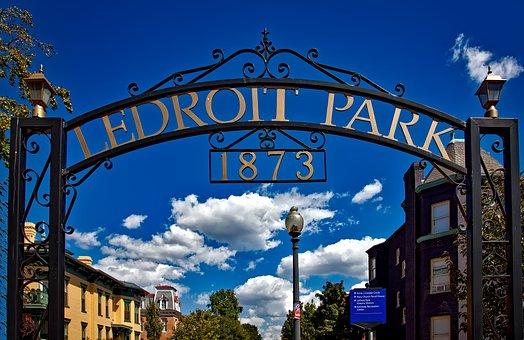 Ledroit Park, Washington Dc, C, Neighborhood, Buildings