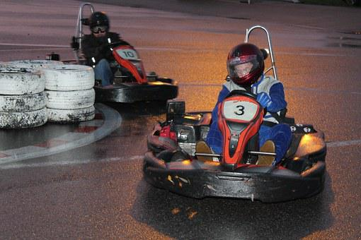 Go Kart, Karting, Race, Motorsport, Rally, Pilot