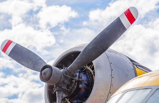 Elice, Turbine, Plane
