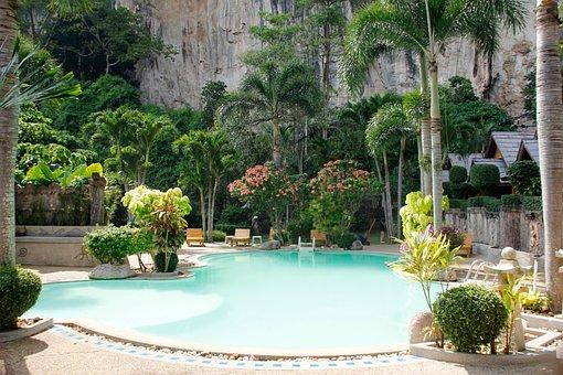 Swimming Pool, Water, Reflection, Pool, Holiday, Swim