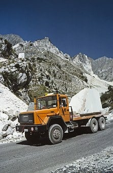 Carrara Marble, Italy, Quarry, Province, Massa Carrara