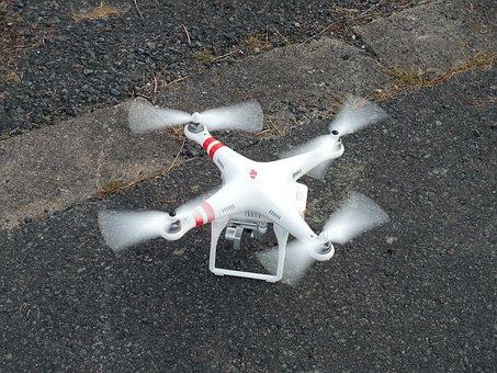 Quadrotor, Quadrocopter, Propeller, Model, Rotors