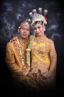 Wedding Couple, Marriage, Romance, Romantic, Couple