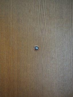 Door, Door Spy, Security, Scout