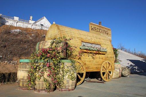 The Scenery, Cask, Wine Cart
