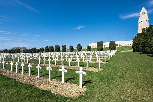 France, Verdun, War, Monument, Memorial, Memory