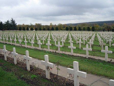 Cemetery, Memorial, Grave, War, Veteran, Monument