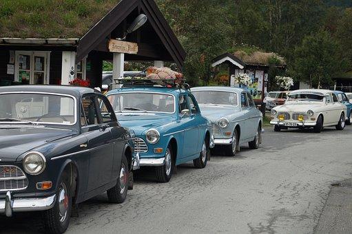 Car, Volvo, Old Car, Oldtimer, Classic, Automotive