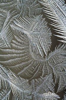 Hardest, Window, Ice, Eiskristalle, Frozen, Winter