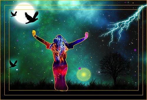 Universe, Awaken, Awakening, Awareness
