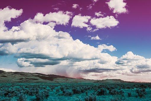 Sky, Cloud, Clouds, Nature, Beach, Summer, Weather