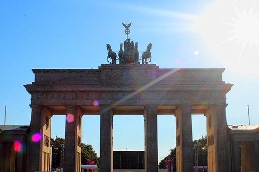 Germany, Brandenburg, Brandenburg Gate
