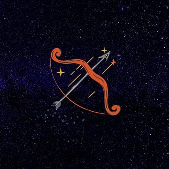 Sagittarius, Horoscope, Sign, Star, Constellation