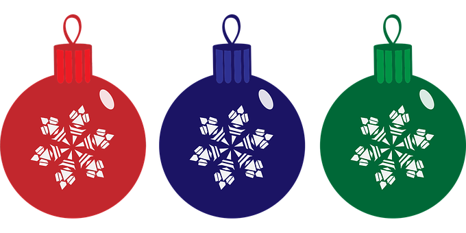 Baubles, Blue, Christmas, Decorations, Festive, Green
