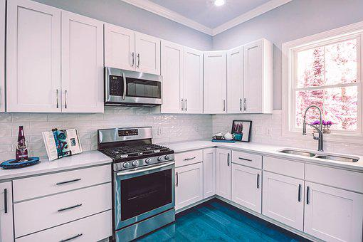 Kitchen, House, Real Estate, Food