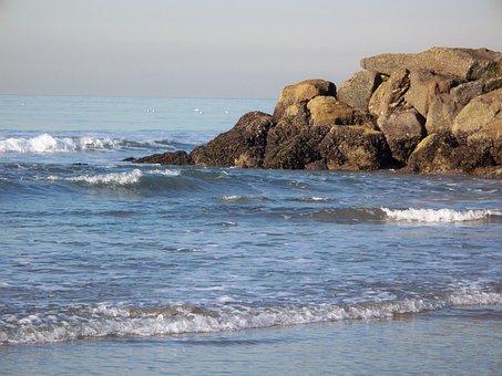 Ocean, Sea, Water, Nature, Outdoors