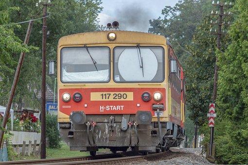Train, Locomotive, Rail, Transport, Vehicle, Travel