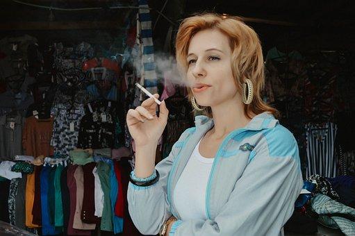 Market, 90S, Russia, 1990