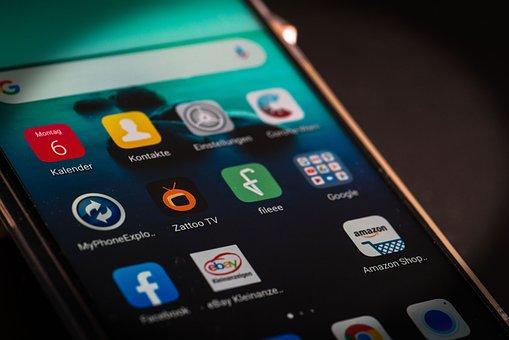 Display, Mobile, Smartphone, Mobile Phone, App, Digital