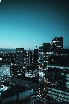 Downtown, Toronto, Condo, Views, Canada, City, Ontario