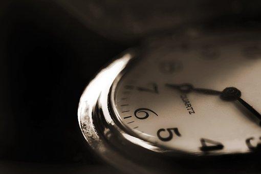 Time, Watch, Minutes, Nostalgia