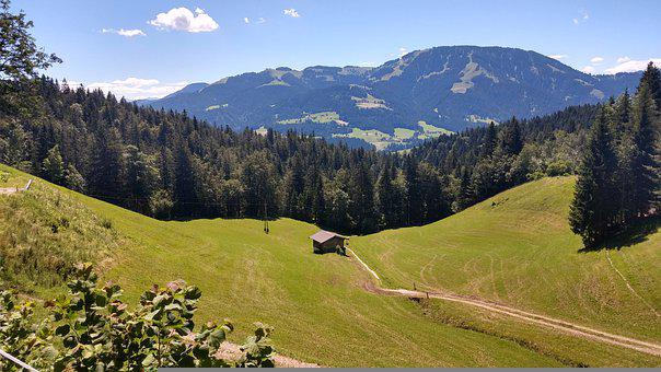 Austria, Alpine, Mountains, Tyrol