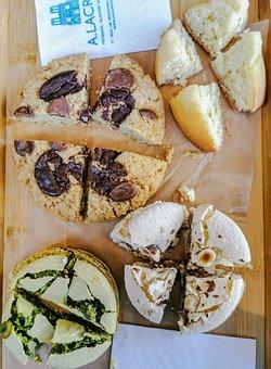 Patisserie, Pastries, Sweetness, Macarons, Paris