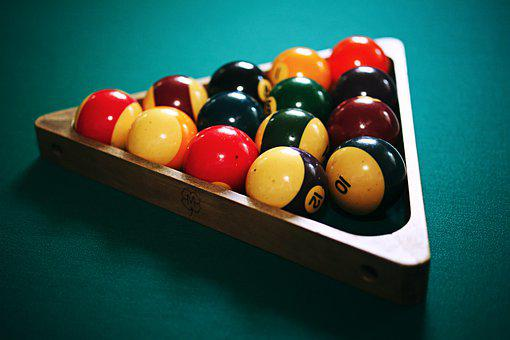 Play, Sport, Billiards