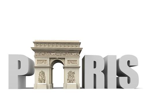 Paris, Arc De Triumph, Architecture, Building, Church