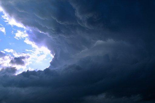Clouds, Sky, Heaven, Atmosphere