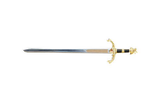 Sword, Weapon, Old