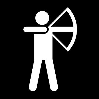 Archer, Archery, Bow And Arrow, Sports, Bow Hunting