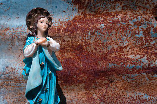 Virgin Mary, Catholicism, Christianity